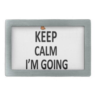 Keep Calm I'm Going To Be A Mommy Belt Buckles