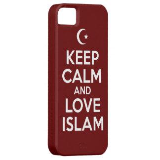 Keep Calm Islam iPhone 5 Cover