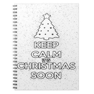 KEEP CALM IT IS CHRISMAS SOON.ai Notebook