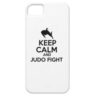 Keep calm Judo designs iPhone 5 Case