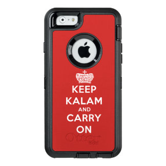 Keep Calm / Kalam iPhone 6 Otterbox Case