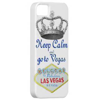 Keep Calm Las Vegas Case For The iPhone 5