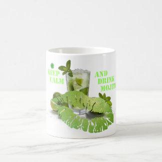 Keep Calm Mojito Coffee Mug