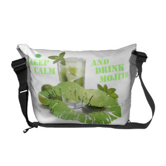 Keep Calm Mojito Commuter Bag