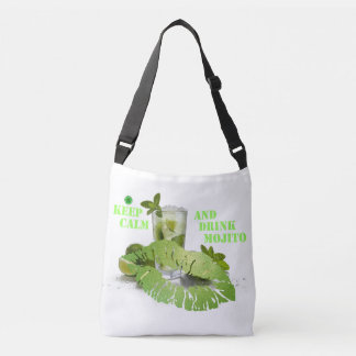 Keep Calm Mojito Crossbody Bag