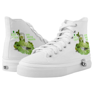 Keep Calm Mojito High Tops
