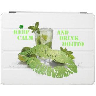 Keep Calm Mojito iPad Smart Cover