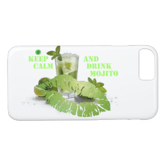 Keep Calm Mojito iPhone 8/7 Case