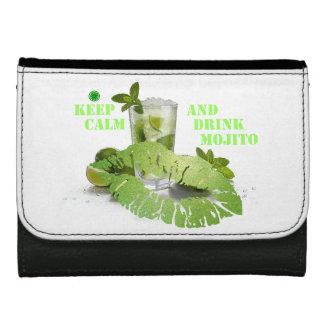 Keep Calm Mojito Women's Wallet