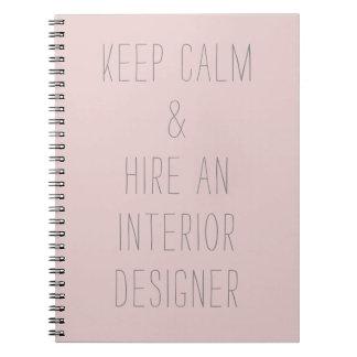 Keep Calm... Notebooks