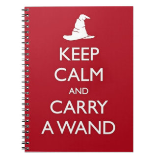 Keep Calm Notebooks
