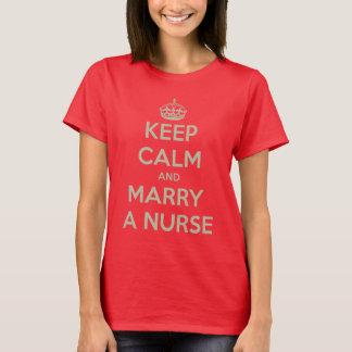Keep Calm Nurse T-Shirt