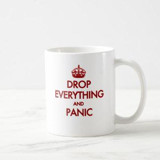 Keep Calm? Pfft! Coffee Mug