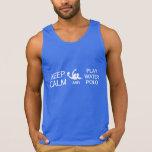 Keep Calm & Play Water Polo shirt - choose style