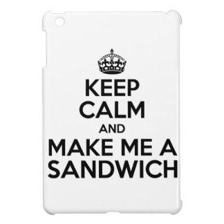 Keep Calm Sandwich Case For The iPad Mini
