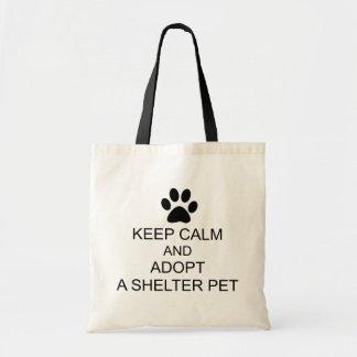 Keep Calm Shelter Pet