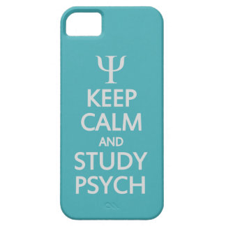 Keep Calm & Study Psych custom iPhone case iPhone 5 Cover