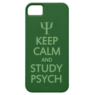 Keep Calm & Study Psych custom iPhone case iPhone 5 Covers