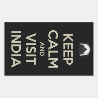 keep calm visit india