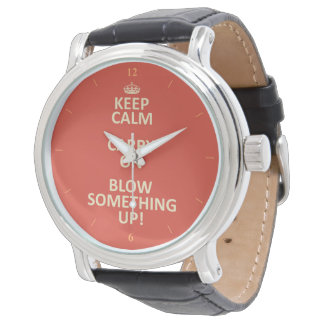 Keep Calm Watch