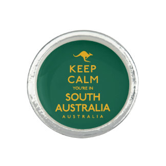 Keep Calm You're in South Australia! Ring