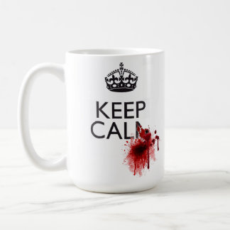 Keep CalMug Classic White Coffee Mug