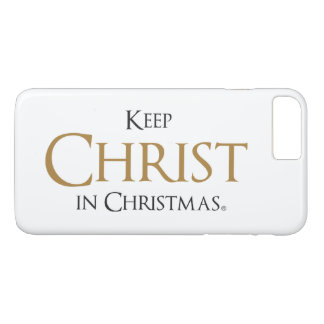 Keep Christ In Christmas® Apple iPhone 7 Plus Case