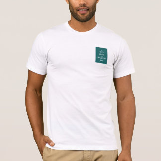 Keep Clam Men's T-Shirt