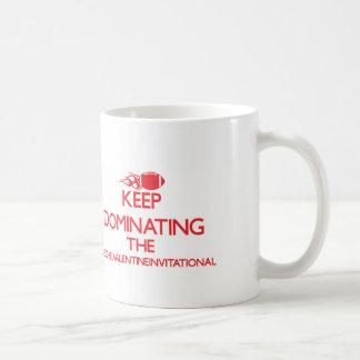 Keep Dominating Coffee Mug