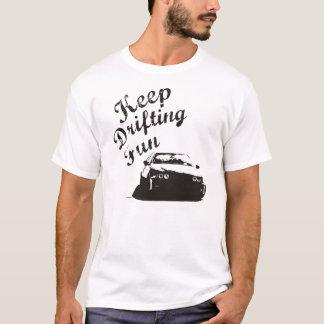 Keep Drifting Fun BMW E39 T-Shirt