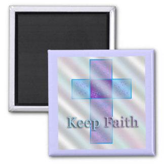 Keep Faith Magnet