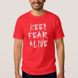 Keep Fear Alive T-shirts
