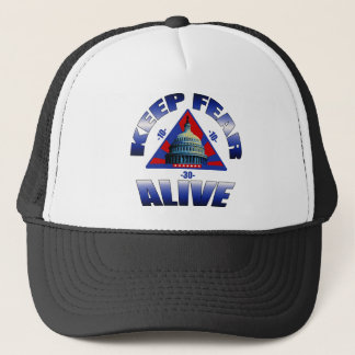 Keep Fear Alive Trucker Hat