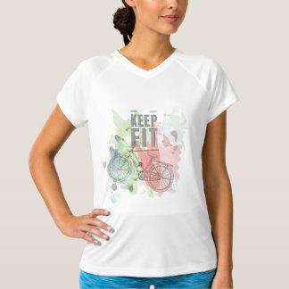Keep Fit Women's New Balance T-Shirt