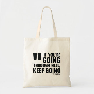 Keep going! Bag * Inspired with Quote Shop *
