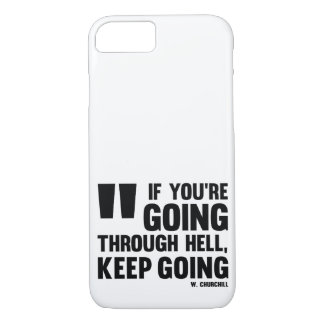 Keep going! Case * iPhone Case * Motivation