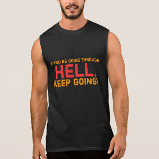 Keep going. sleeveless shirt