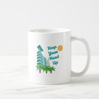 Keep Head Up Coffee Mug