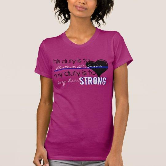 Keep him STRONG T-Shirt