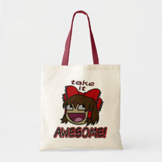 Keep It AWESOME! Tote Bag