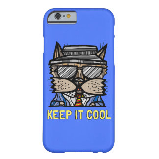 """""""Keep It Cool"""" Glossy Phone Case"""