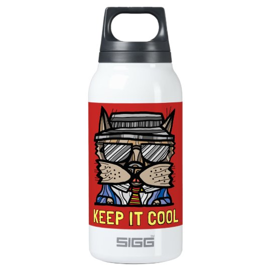 """""""Keep It Cool"""" Hot & Cold Bottle"""