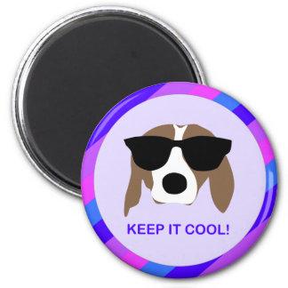 keep it cool magnet
