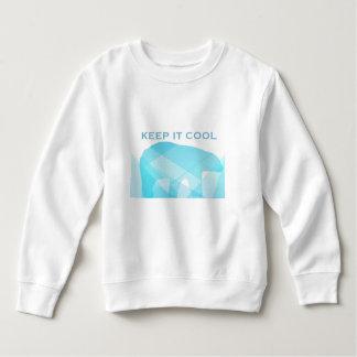 Keep it cool sweatshirt