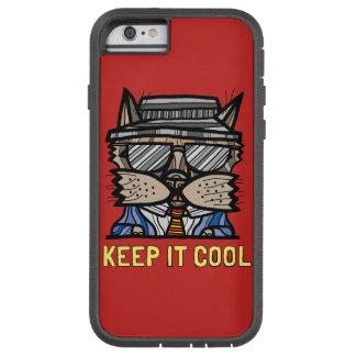 """Keep It Cool"" Tough Xtreme Phone Case"