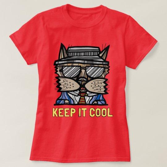 """""""Keep It Cool"""" Women's T-Shirt"""