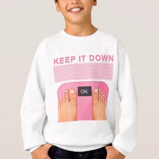 Keep It Down Sweatshirt