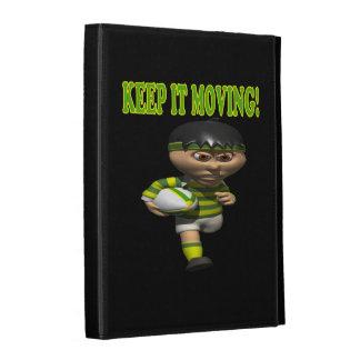 Keep It Moving iPad Folio Case
