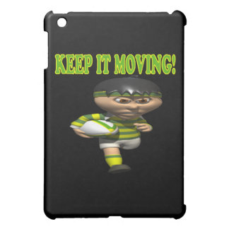 Keep It Moving iPad Mini Case