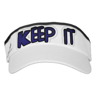 Keep it Nice and Lovely comfortable head wear fit Visor